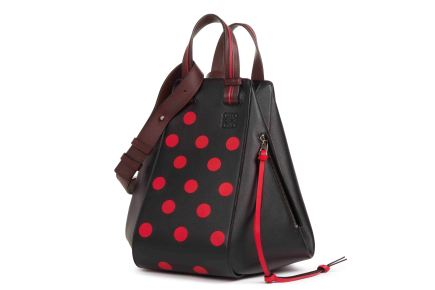 BLACK RED OXBLOOD HAMMOCK CIRCLES 包款 NTD120,000