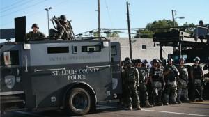 > on August 13, 2014 in Ferguson, Missouri.