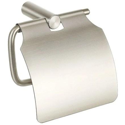 Toiletrolhouder mat RVS