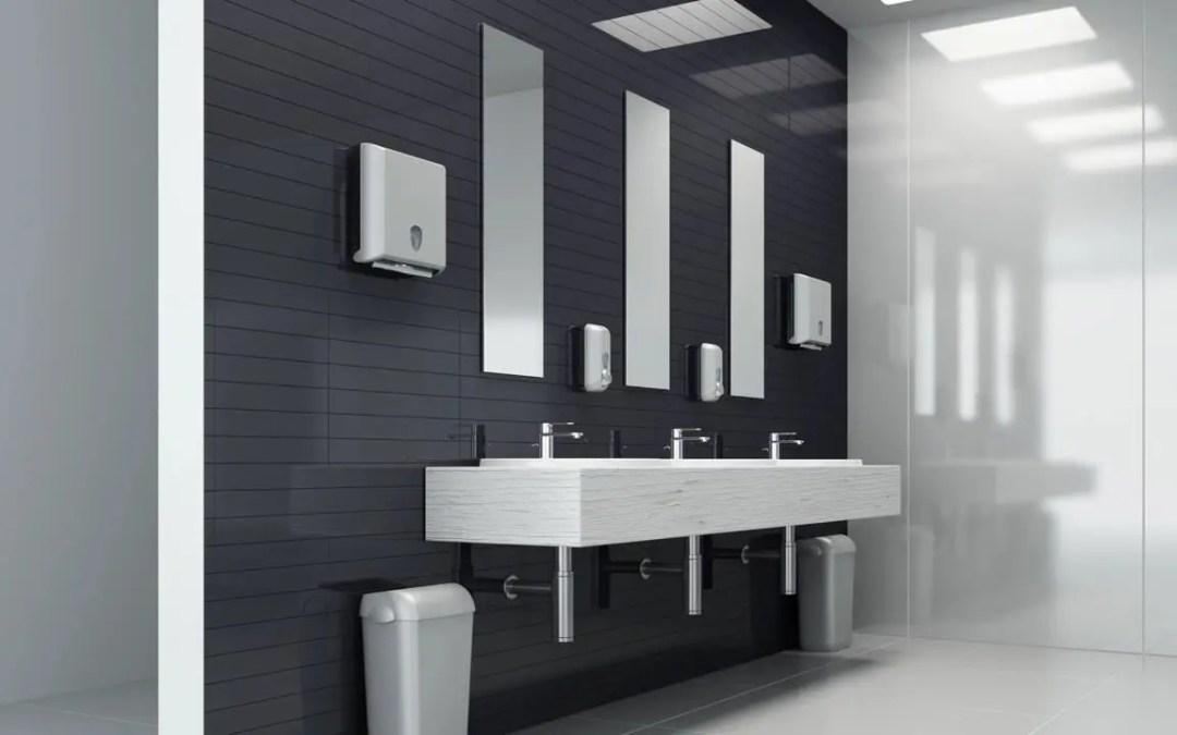 Papieren handdoekjes dispensers weer op voorraad