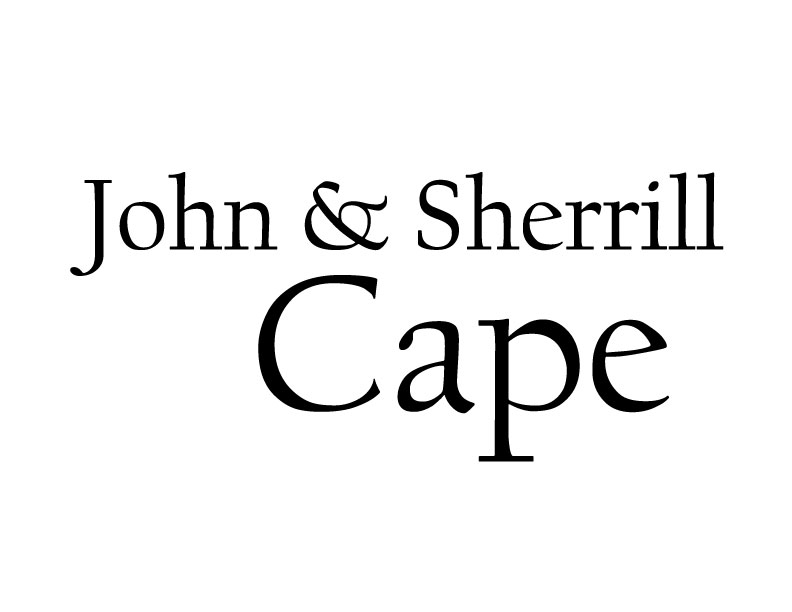 JohnandSherrillCape