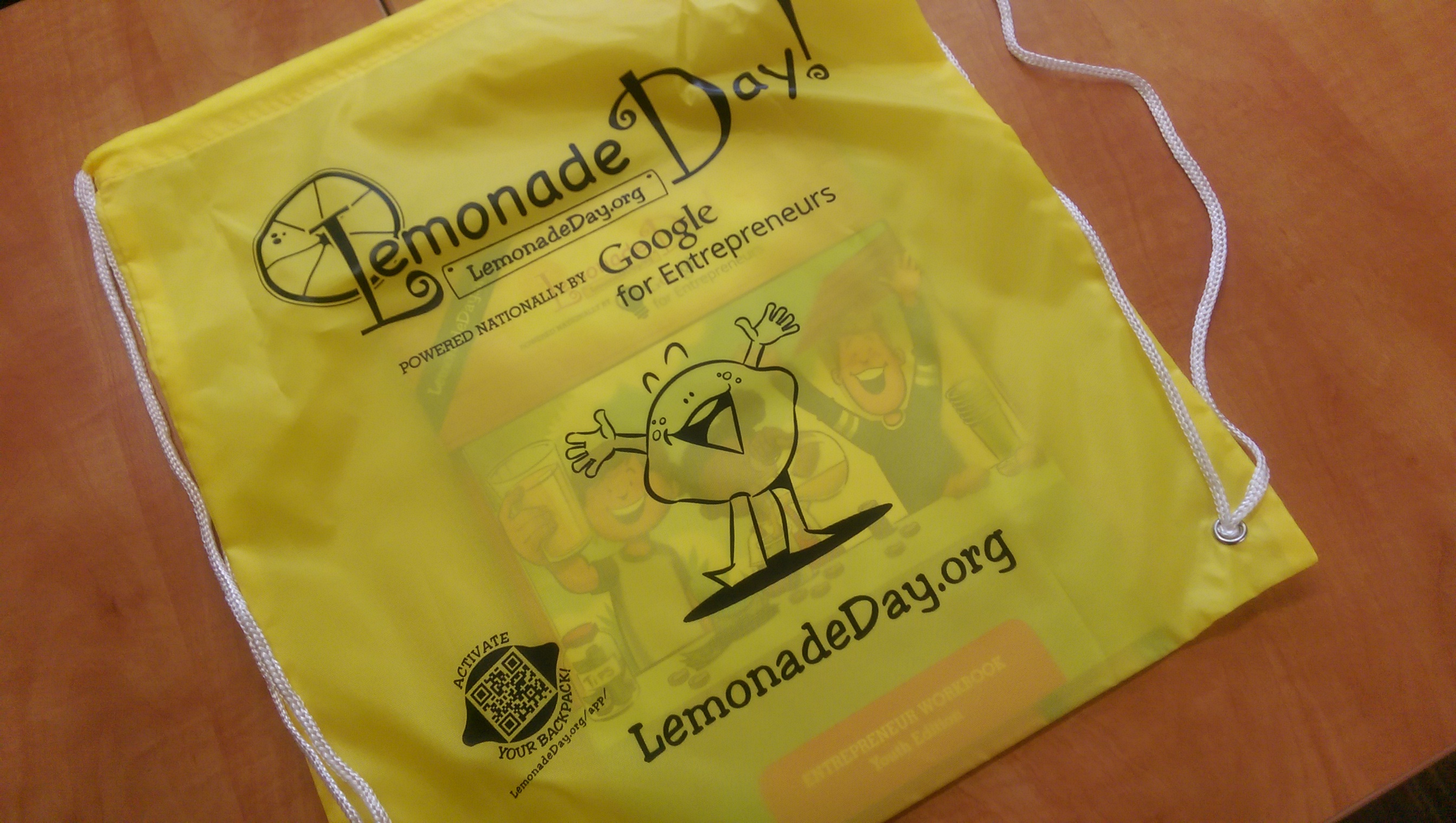 New Program New Business Leaders Lemonade Day First In