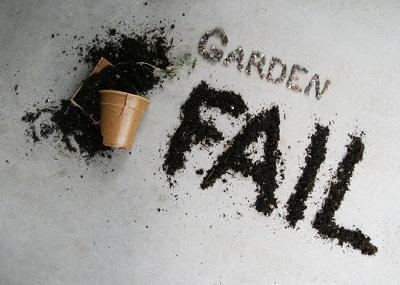 Garden Fail