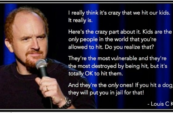 Louis CK on Child Abuse