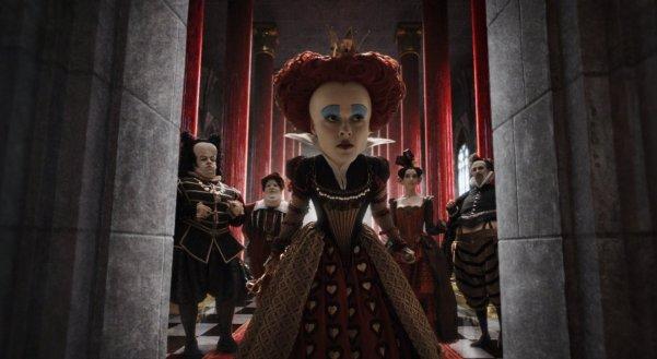 Alice in Wonderland - Red Queen, Standing