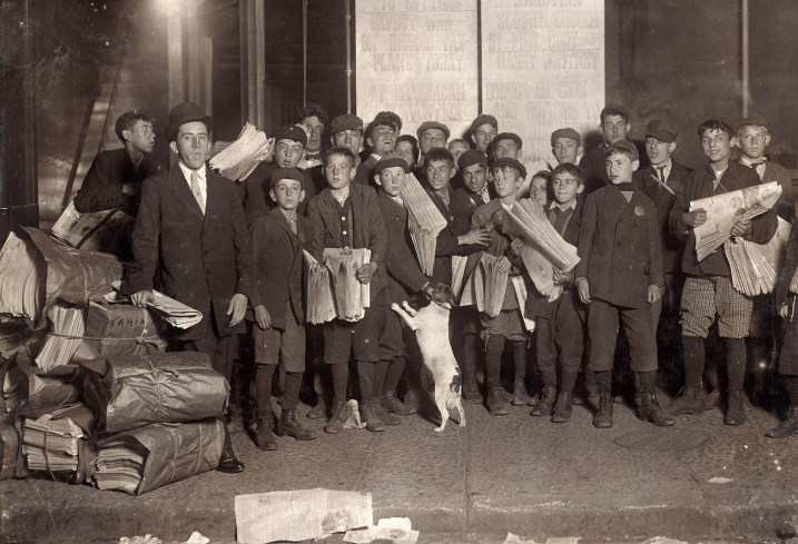 Newsboys' Strike of 1899