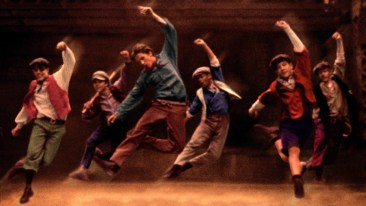 Newsies - Colorful