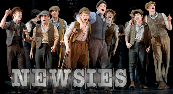Newsies: A Movie Ahead of Its Time [Gallery]