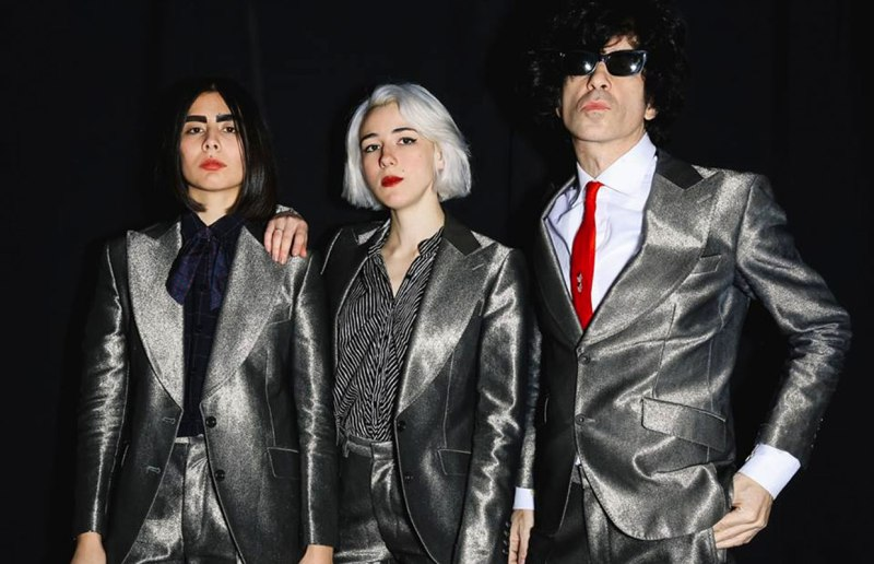 Ian Svenonius Chain And The Gang Moon Wellington