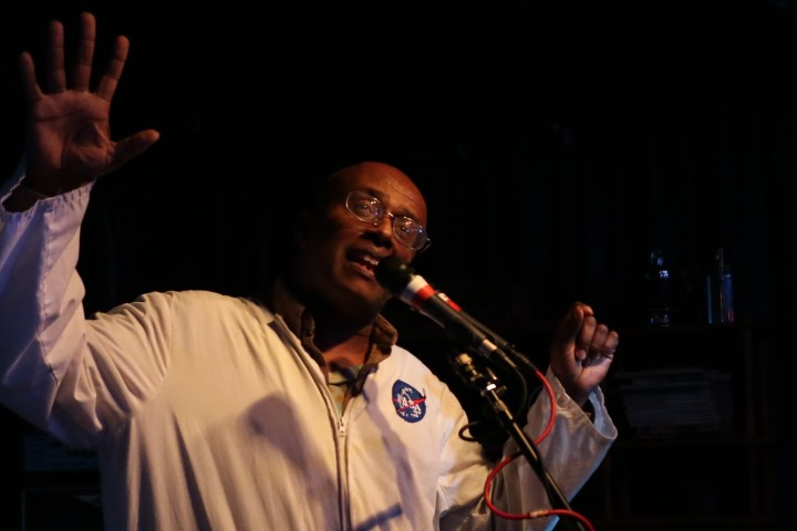 David Liebe Hart at MEow, Wellington