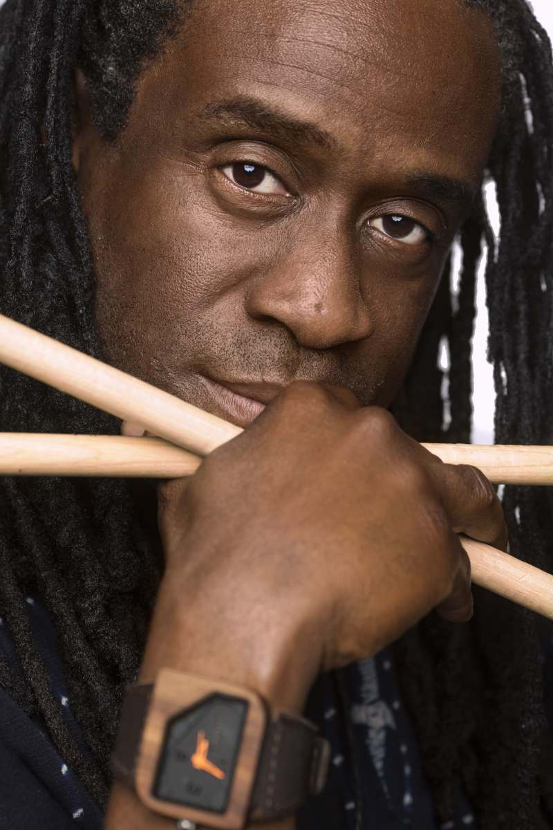Will Calhoun of Living Colour. Image: Andre Betts
