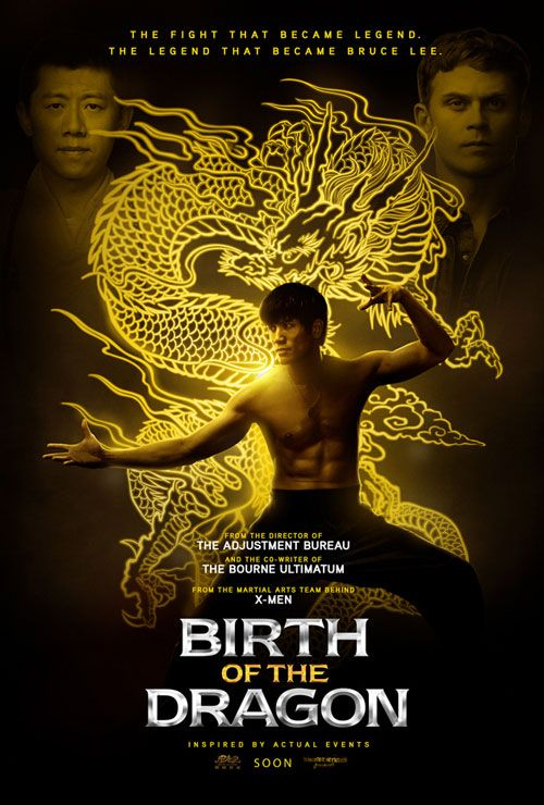Bruce Lee Birth of The Dragon