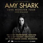 Live Review: Amy Shark at Hunter Lounge, Wellington