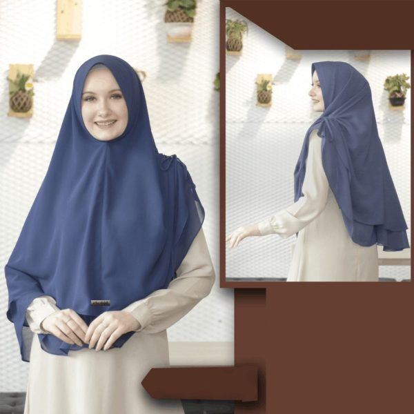 KHIMAR 03 MOONLIGHT BLUE