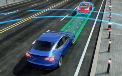 AI is Improving Electric Vehicles