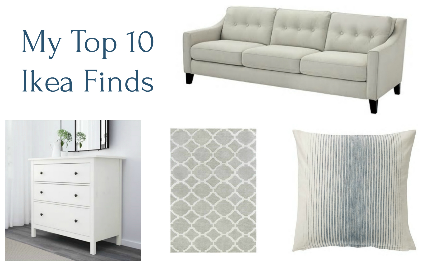 My Top 10 Ikea Finds Willow Bloom Home