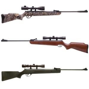 Break-Barrel Survival Pellet Guns