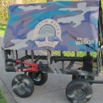 Bugging Out With Children?: The Last Ditch Bug Out Concept Wagon