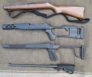 Ruger 10-22: 3 Stock Options
