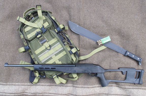The Ruger 10 22 Rifle A Survival Cameleon
