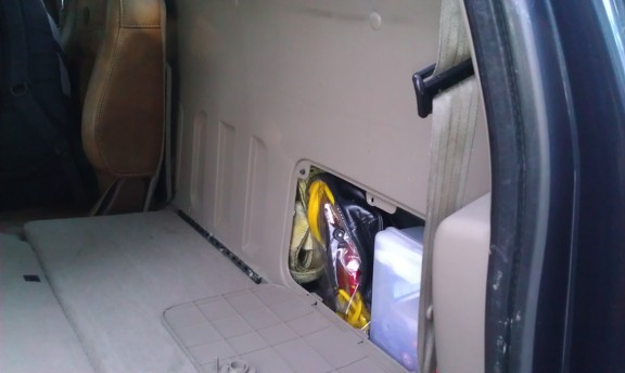 Lift Vehicle Extraction