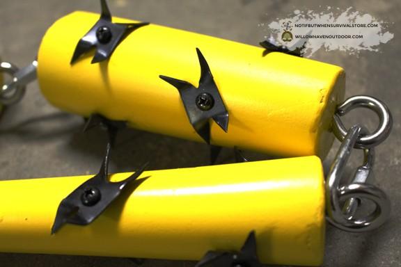scorpion-spikes
