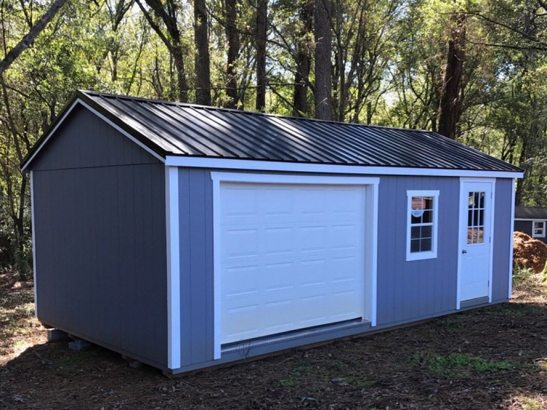 Elite Model Storage Shed | Willow Lake Buildings