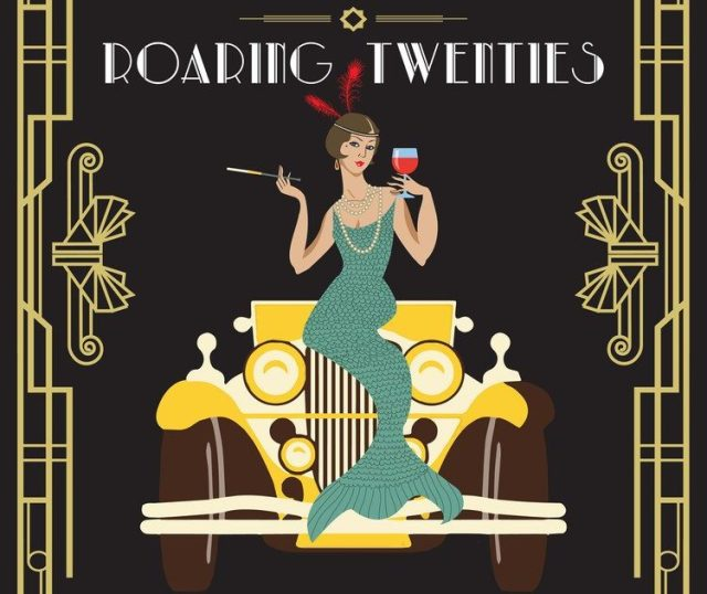 Roaring 20s are back