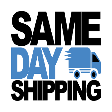 Same Day Shipping on ALL orders