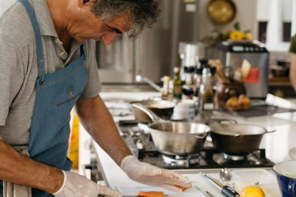 Bruno Loubet Willow Vale Cooking School
