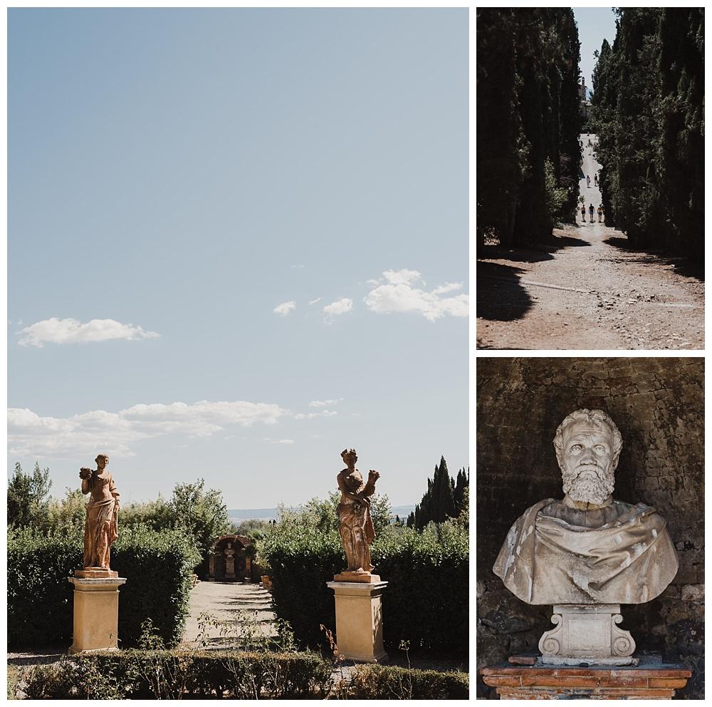 Italian vill wedding tuscany