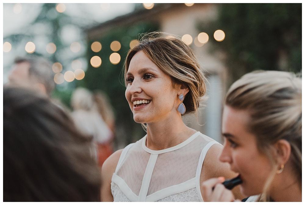 Bride wedding reception italian wedding