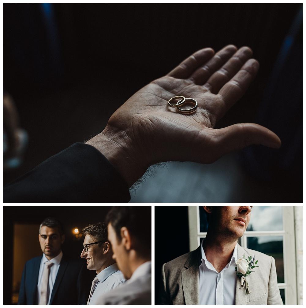 France Wedding Photographer - wedding rings