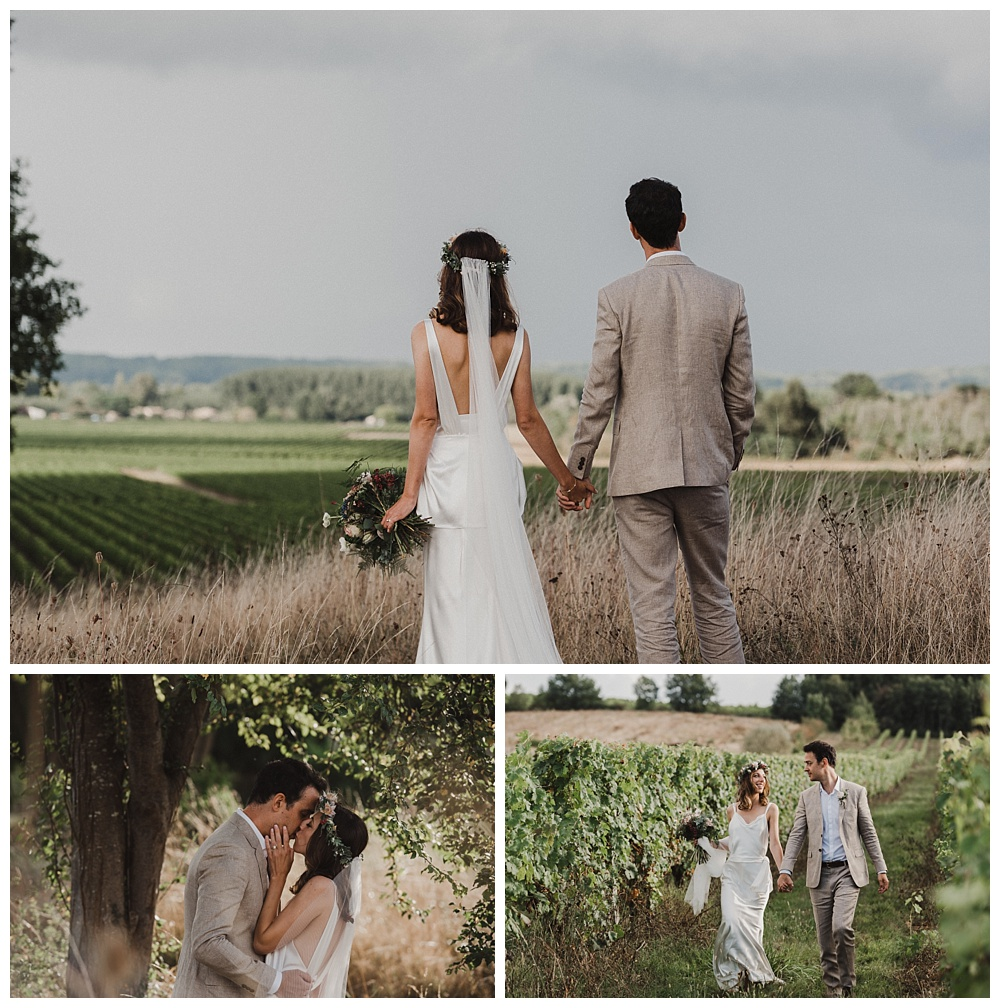 France Wedding Photographer - couples portraits