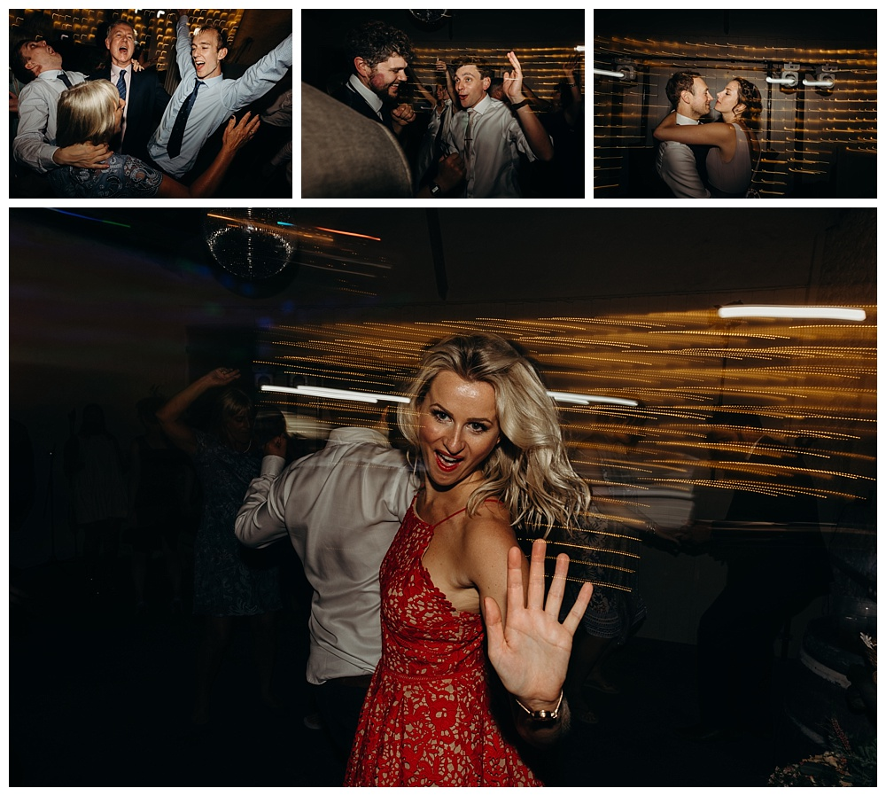 Bordeaux wedding photographer - dancing