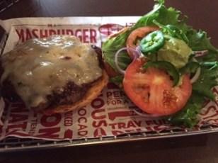 Jalapeño Baja Smashburger