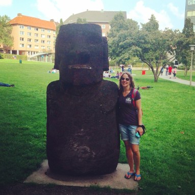Easter Island Buddy