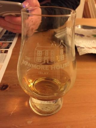 Willkommenswhisky 😊