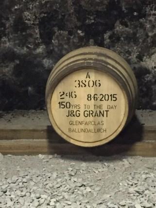 Glenfarclas Anniversary Cask