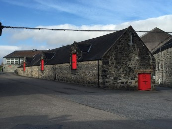 Glenfarclas Warehouses
