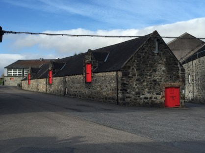 Glenfarclas Warehouses