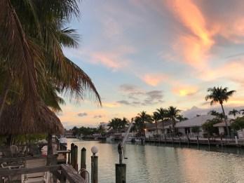 Key Colony Sunset