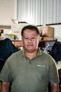 Willscreens signage Stellenbosch Hannes