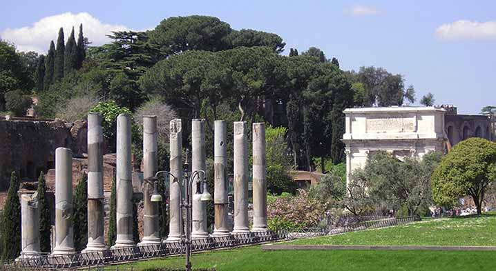 Roman law, ruins in Rome, inheritance in ancient Rome, wills, testaments, estates, ancient history