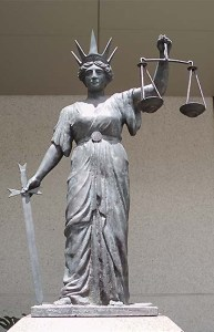 Statue of Themis, Goddess of Justice, time limits, family provision claims, contesting a will