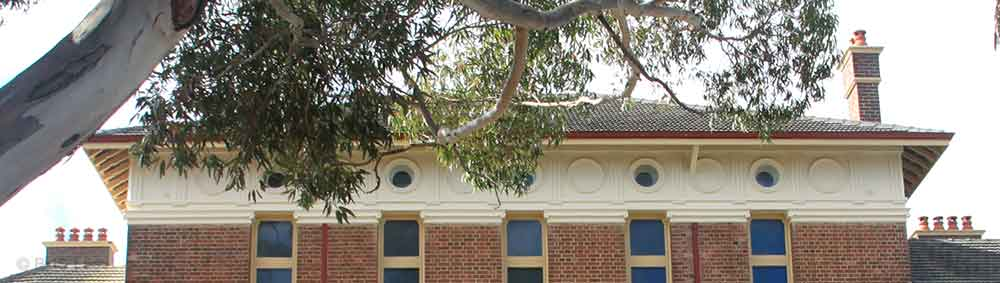 Albany Courthouse, Western Australia, early Australian courthouses, historical Australian courthouses, Australian legal history,