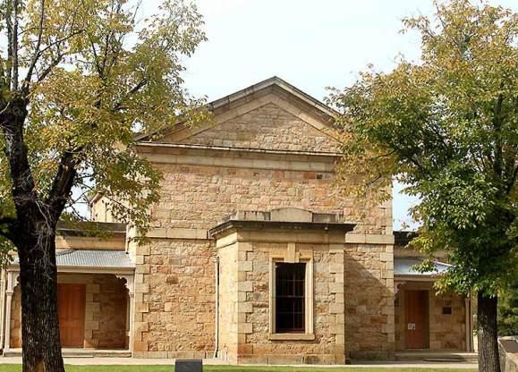 Beechworth Courthouse, early Australian courthouses, old Australian courthouses