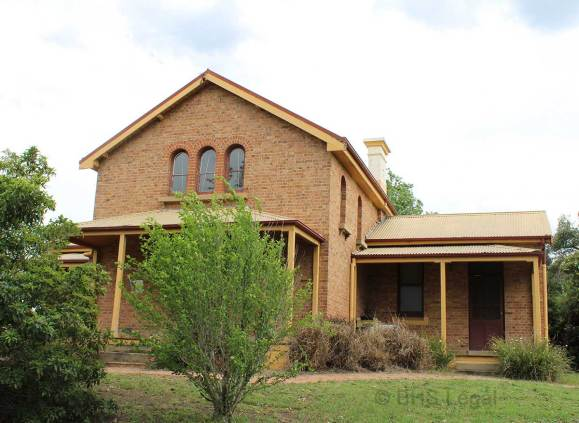 Branxton Courthouse, New South Wales