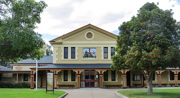 Broken Hill Courthouse
