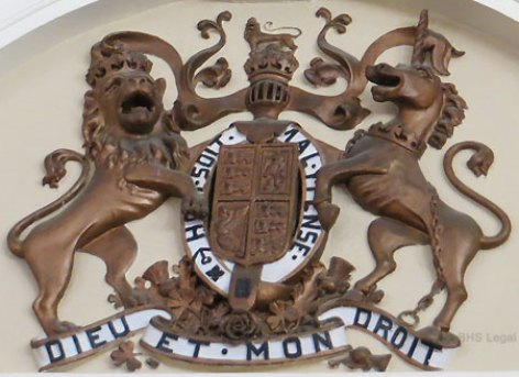 Cairns Courthouse Coat of Arms, Australian Courthouses